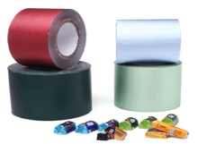 Chocolate Aluminum Foil Laminated Paper Roll