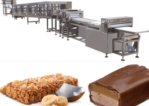 kitcat candy bars production line